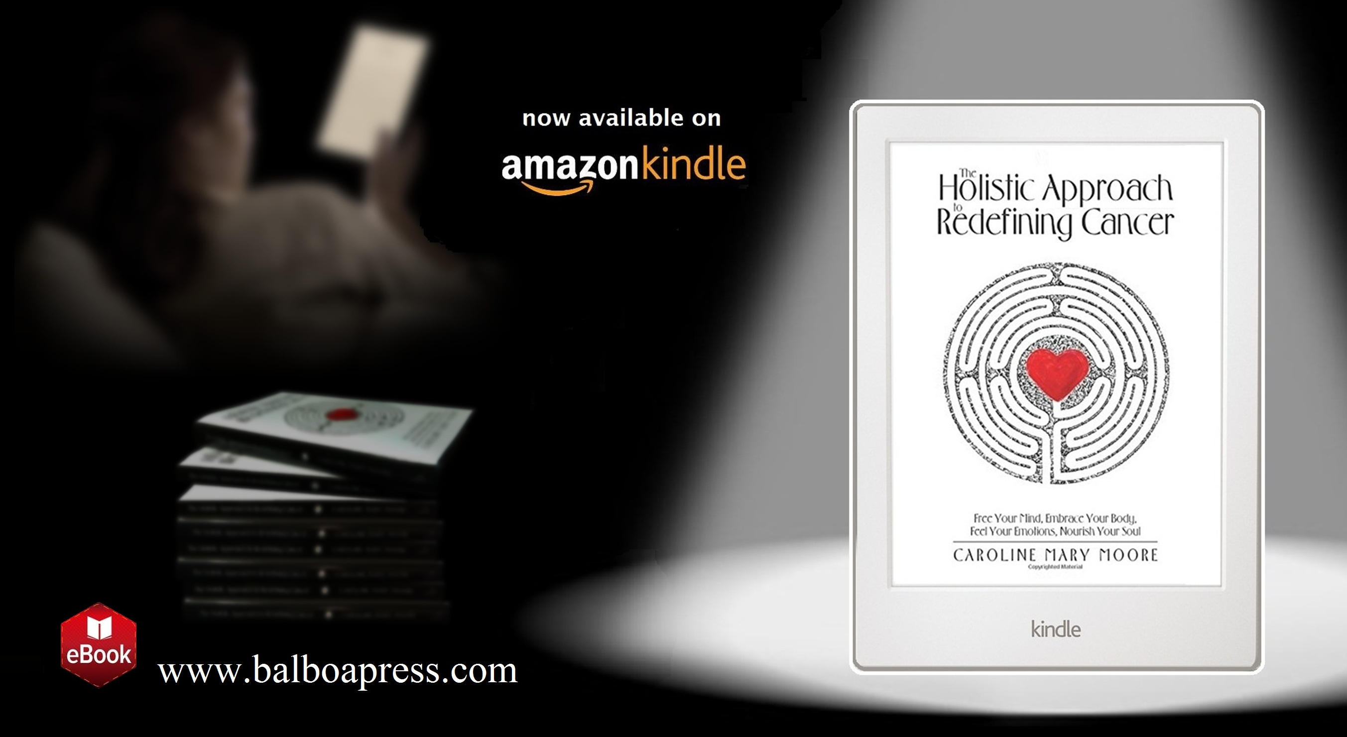 the holistic blog kindle